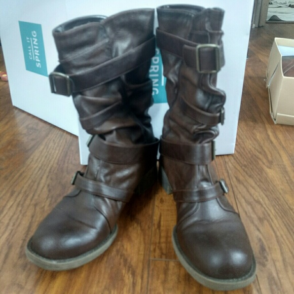 674e6191cdd4 JCPENNEY Call It Spring Women s Boots